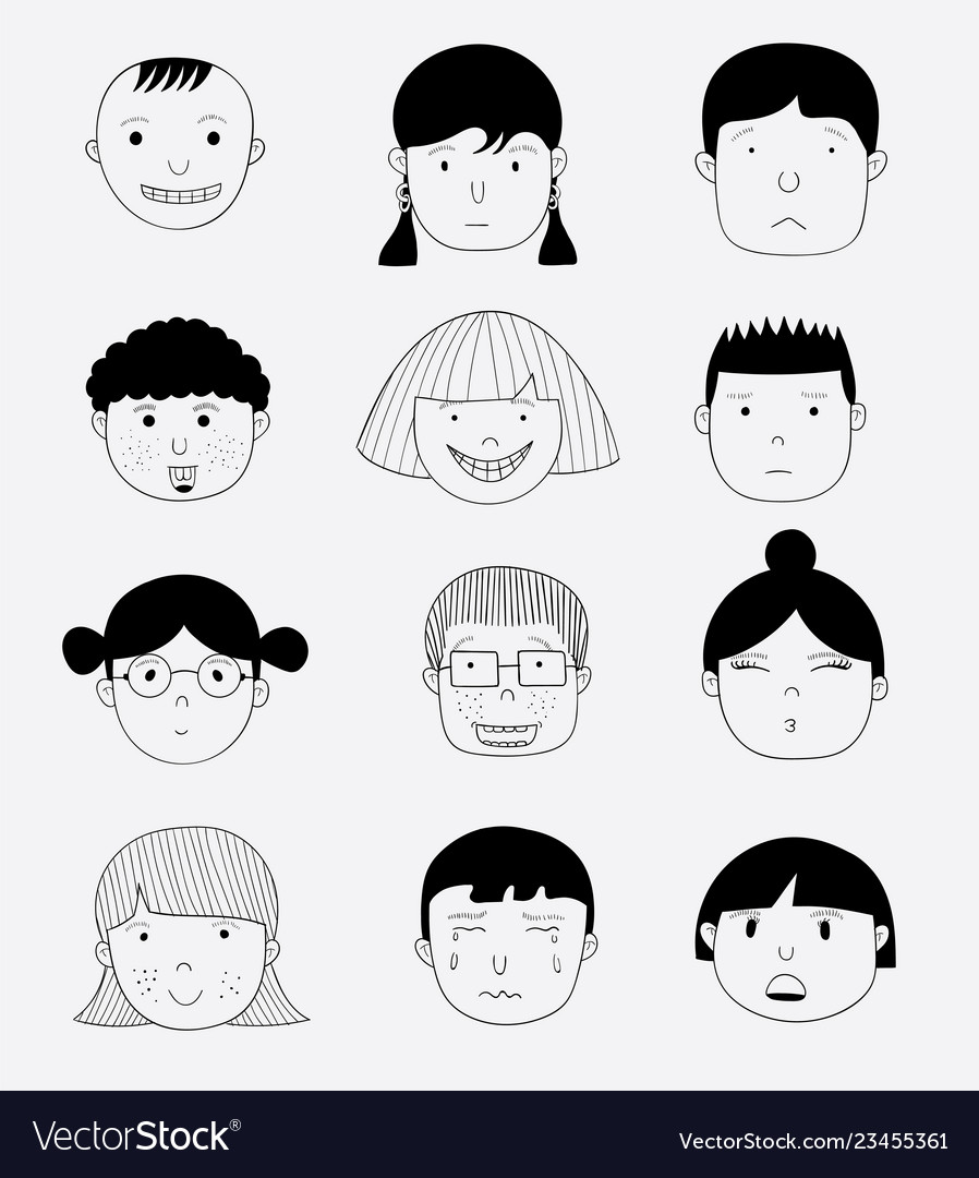 Images of people in various countries