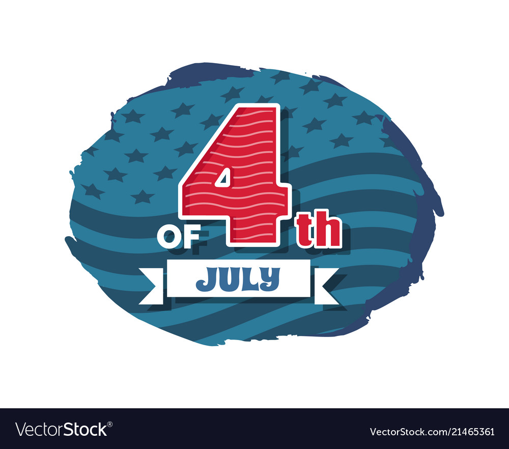 July of 4th independence