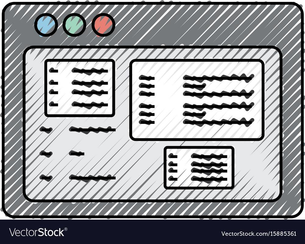 Website internet symbol