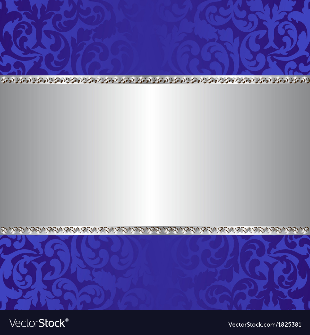 purple and silver background