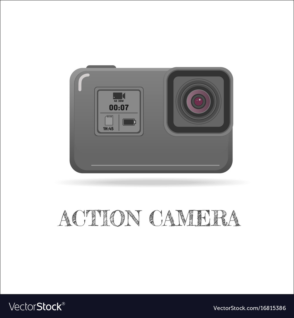 Action extreme camera symbol esp10