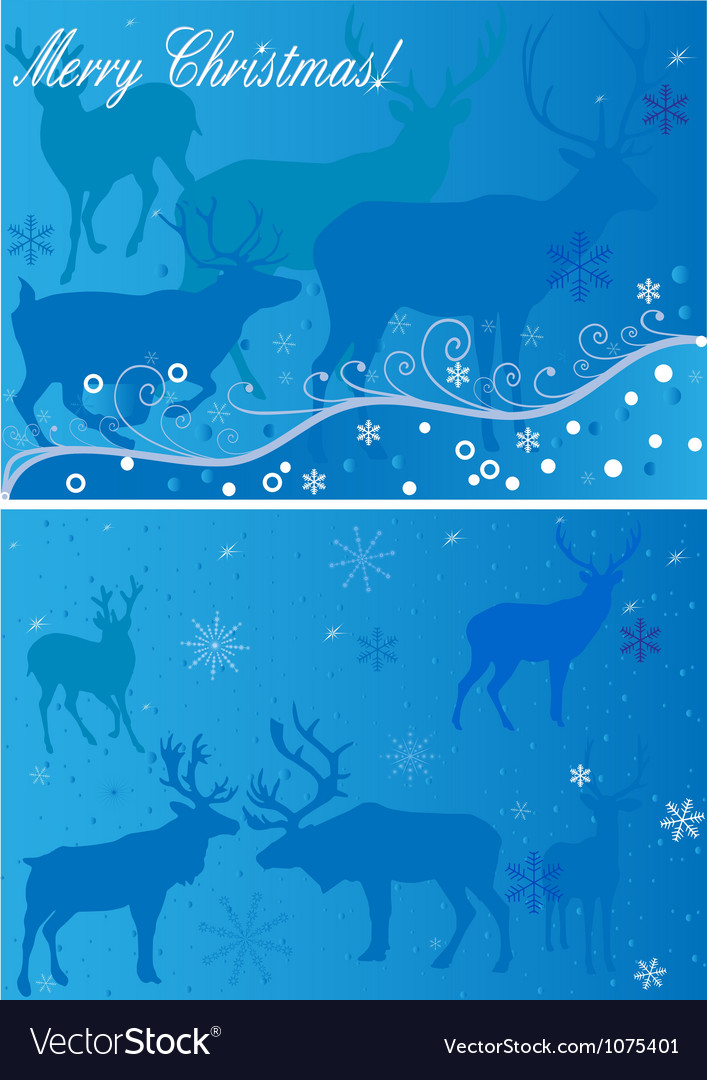 2 xmas backgrounds