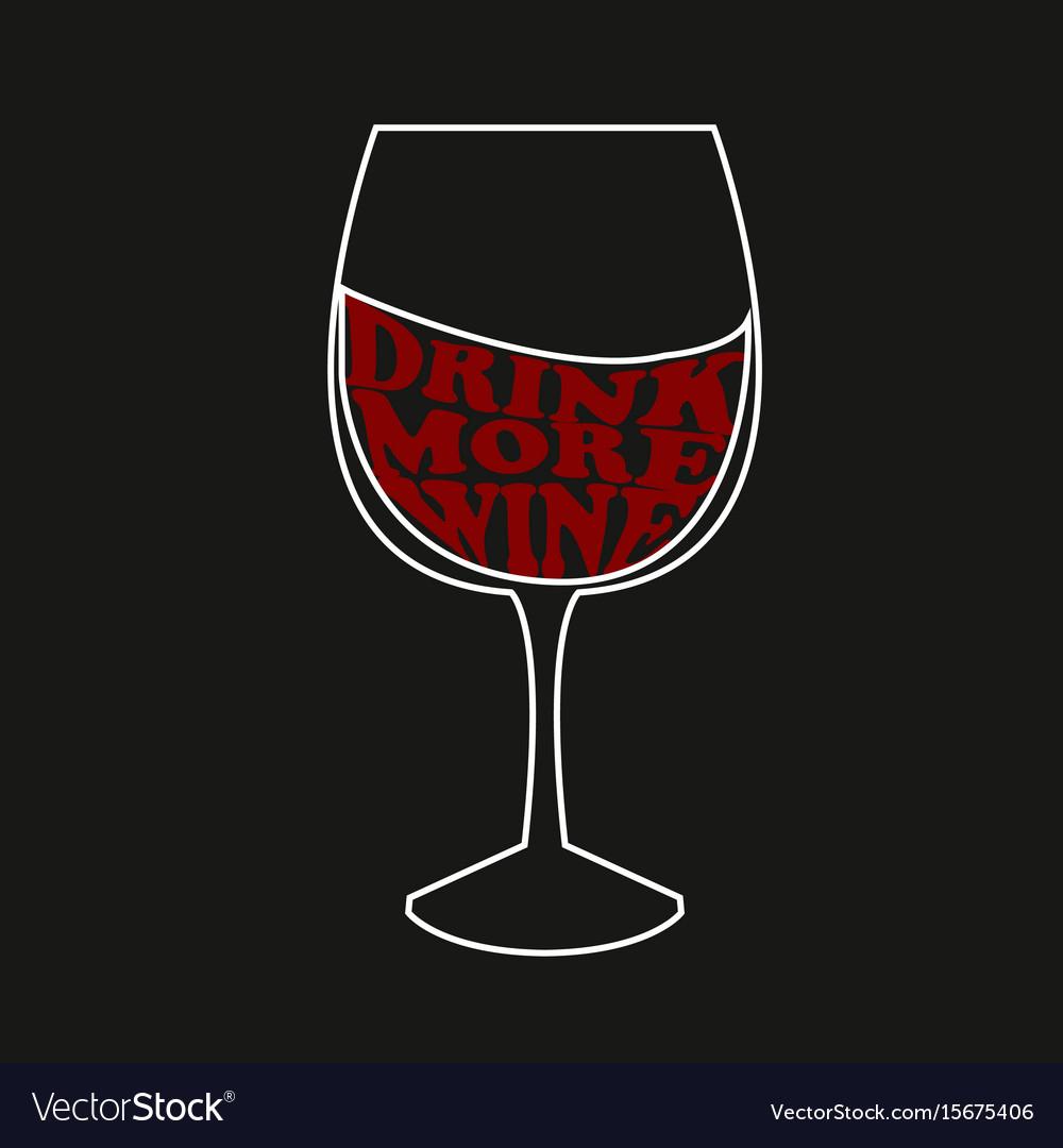 Good people drink good beer -typography design