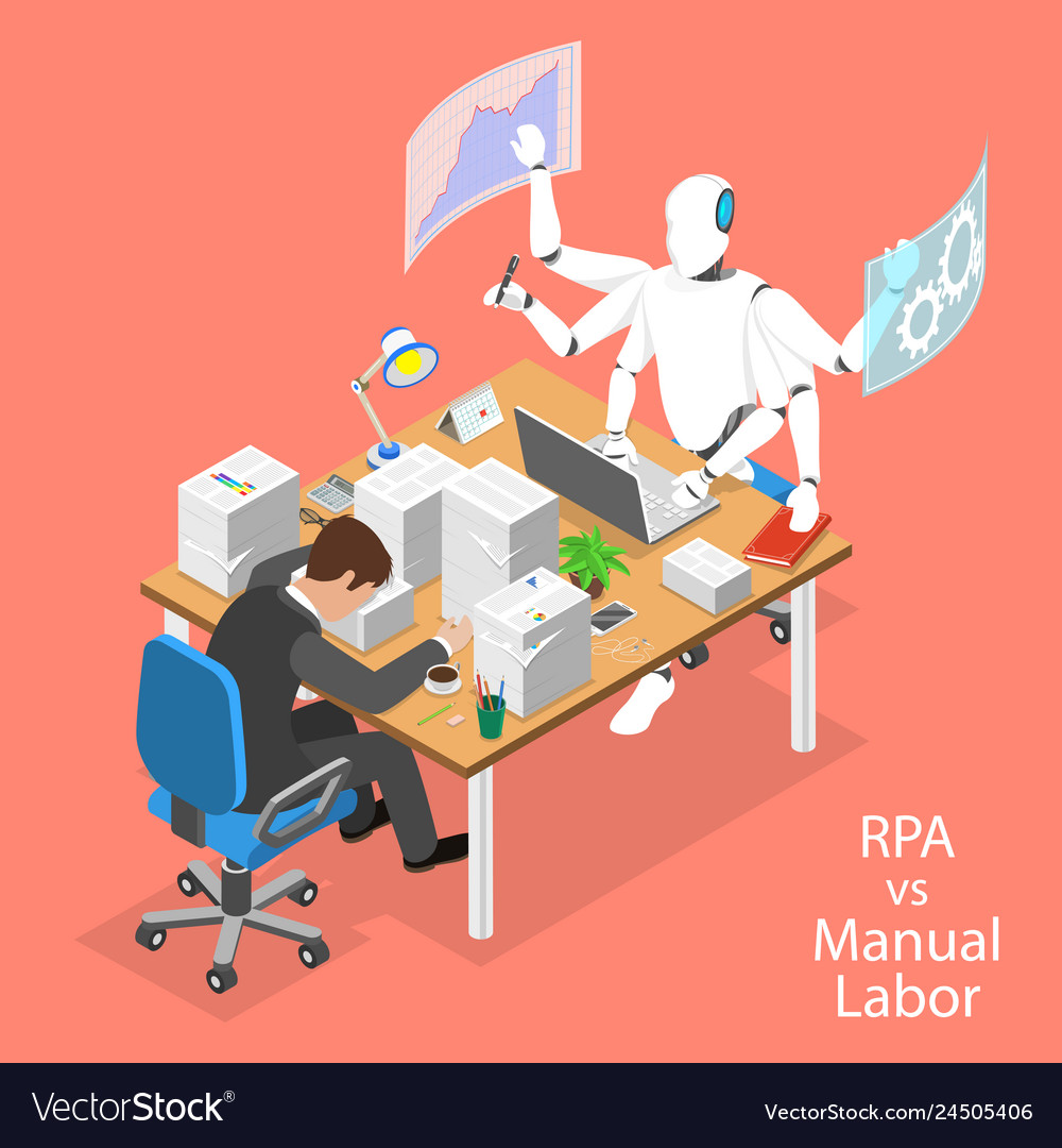 Isometric flat concept of rpa vs manual