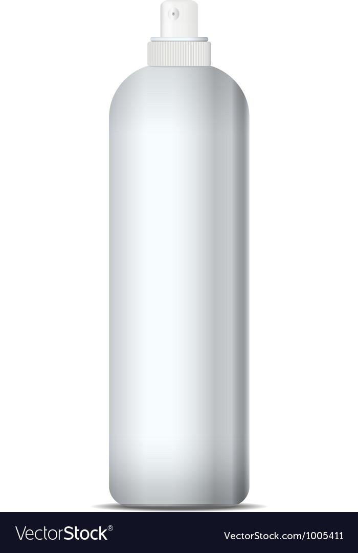 Deodorant Spray Gray Can Bottle