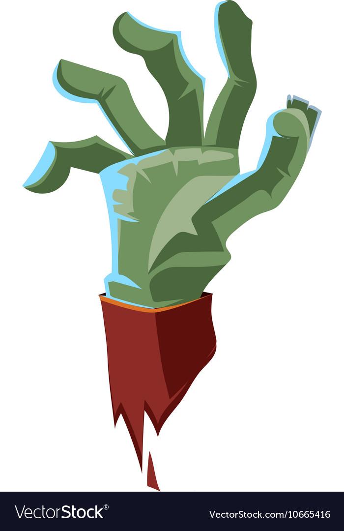 Dead Man green arm