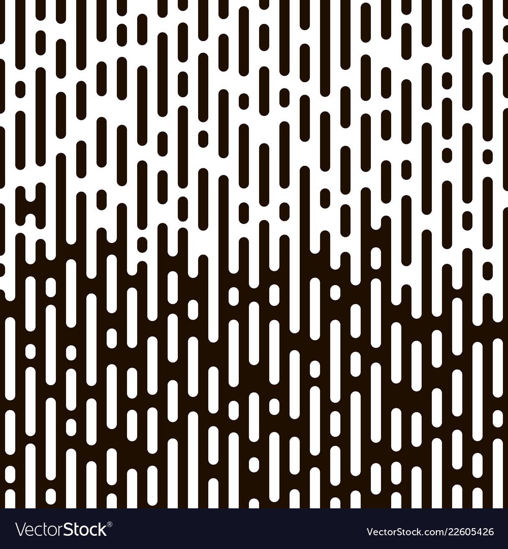 Rounded lines pattern