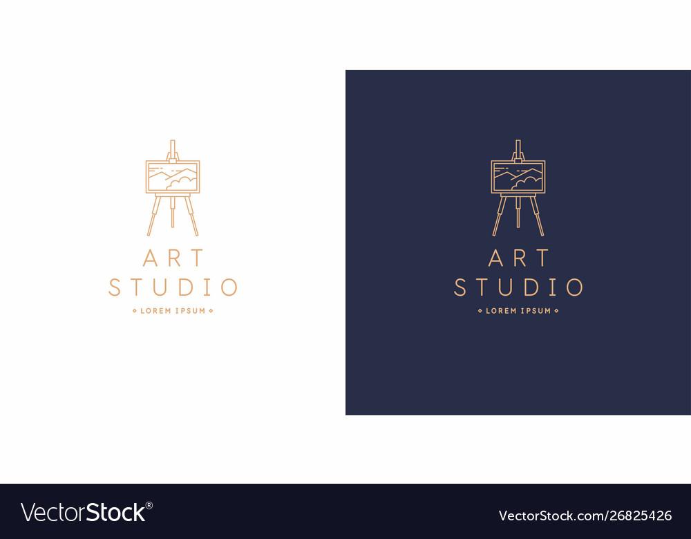 The original linear image art studio