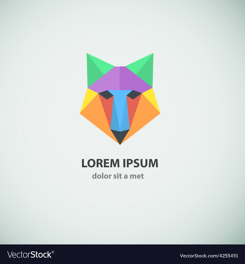 Abstract logo design template for business