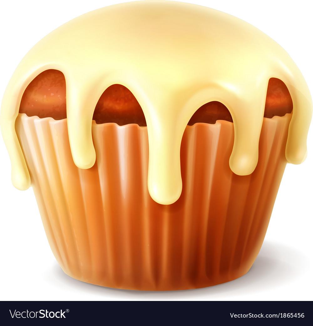 Cupcake detailed