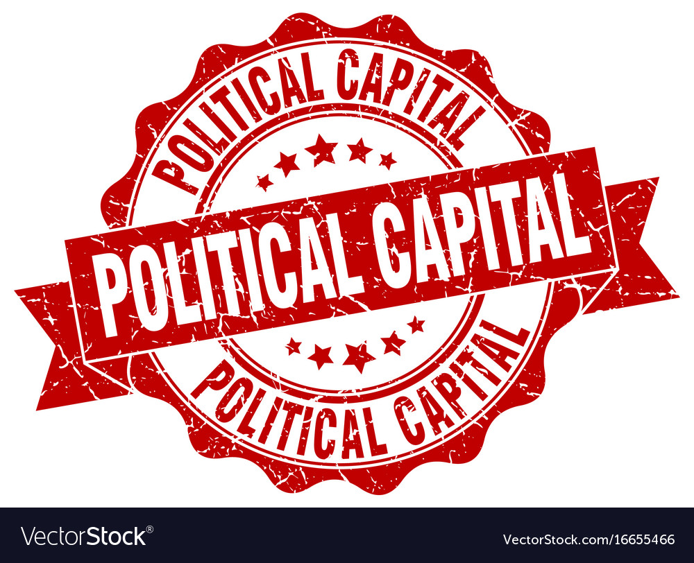 Political Capital Stamp Sign Seal Vector Image