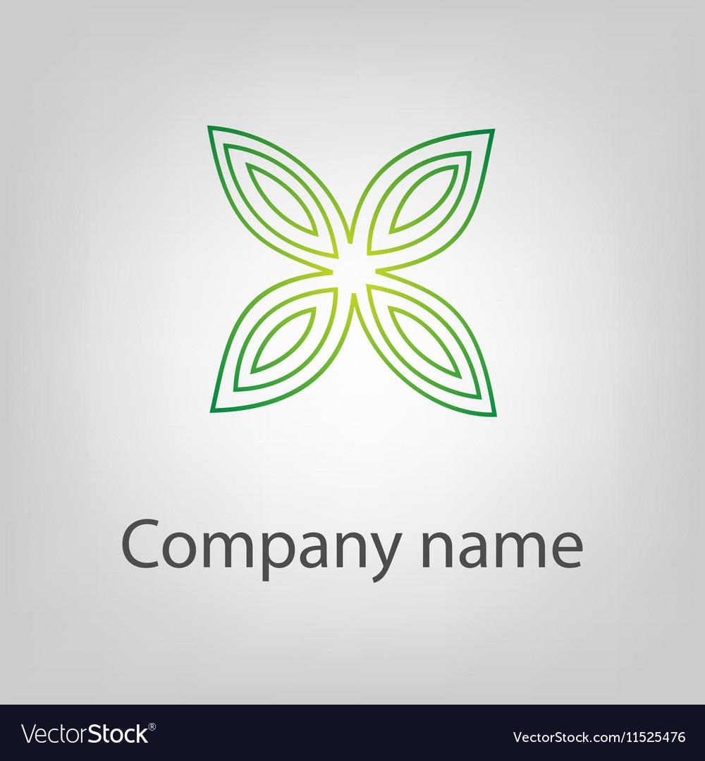 Abstract logo icon concept