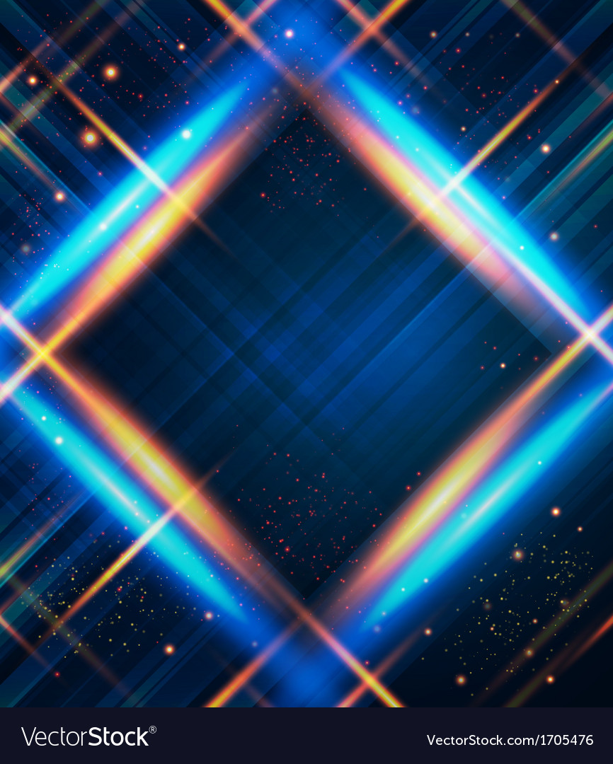Abstract plaid background with light effects