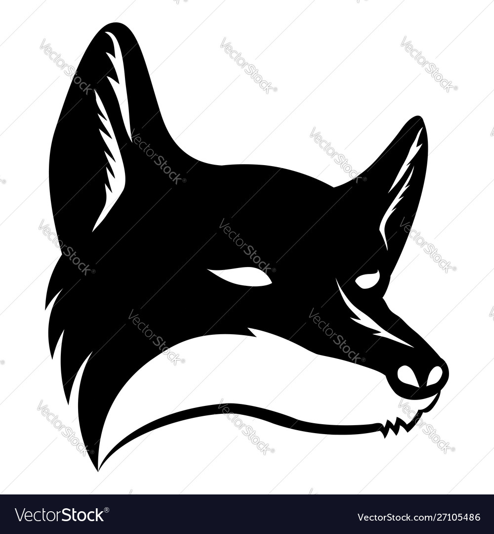 Black fox sign