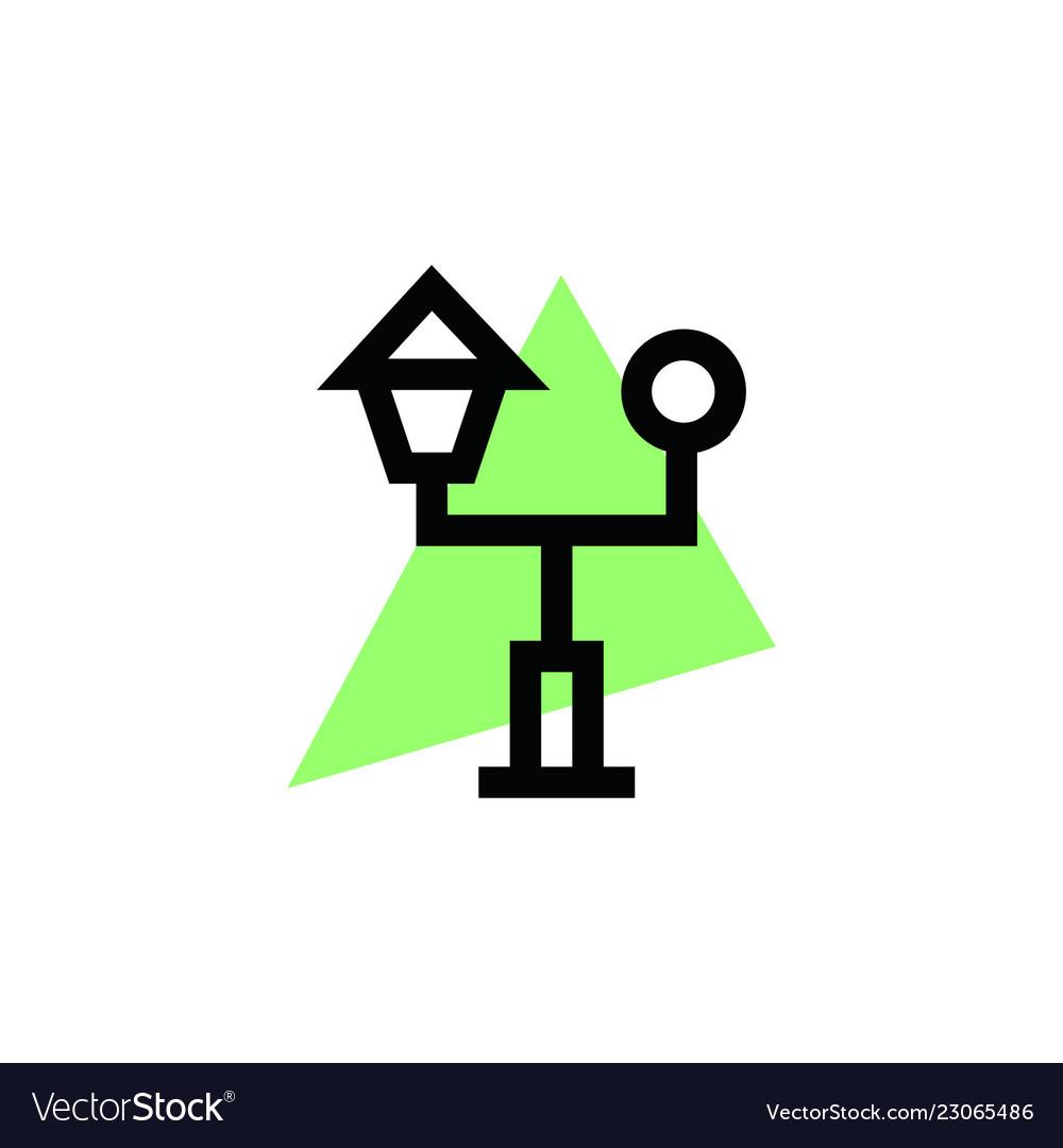 Park icon logo