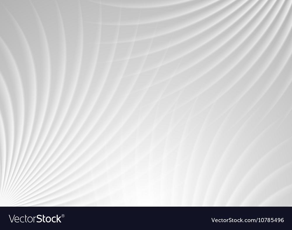 Abstract light grey swirl background