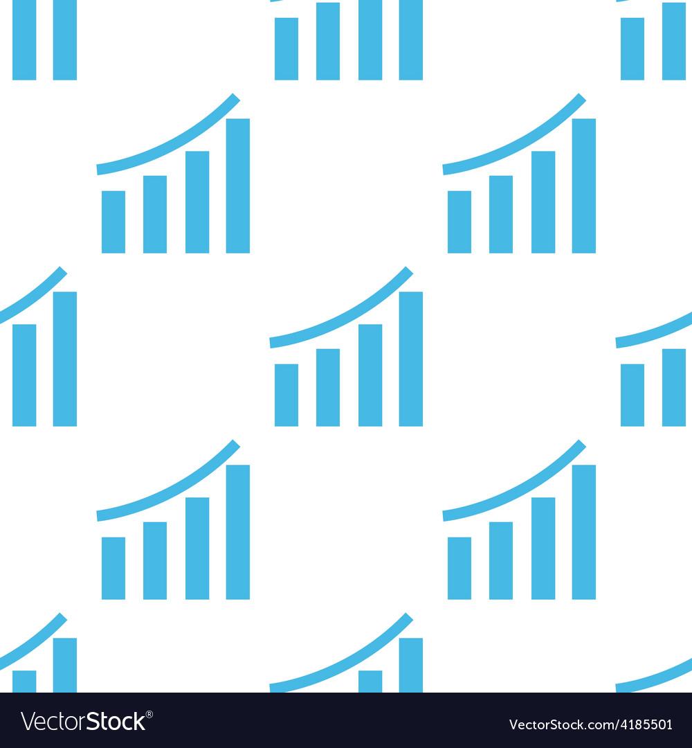 Chart seamless pattern
