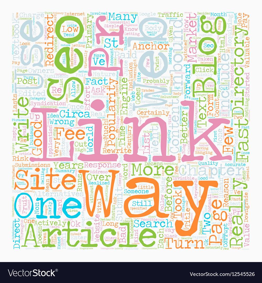 SEO Web Links Directory Alternatives text