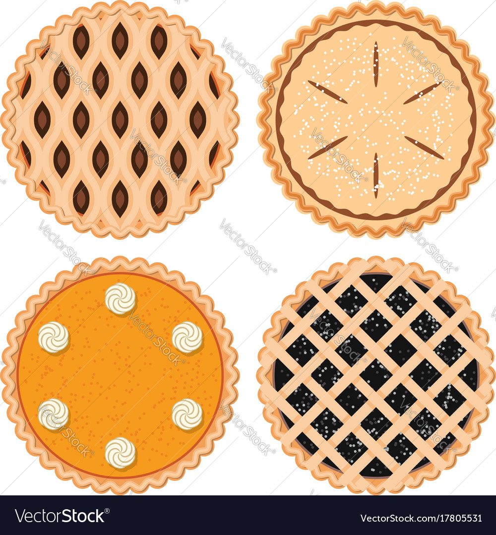 Berryfruit and pumpkin pies