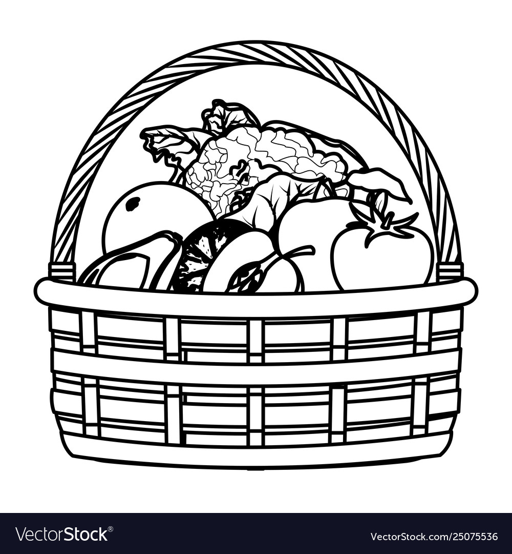 Fruits Coloring Pages For Kids | Vegetable coloring pages, Fruit coloring  pages, Free coloring pages