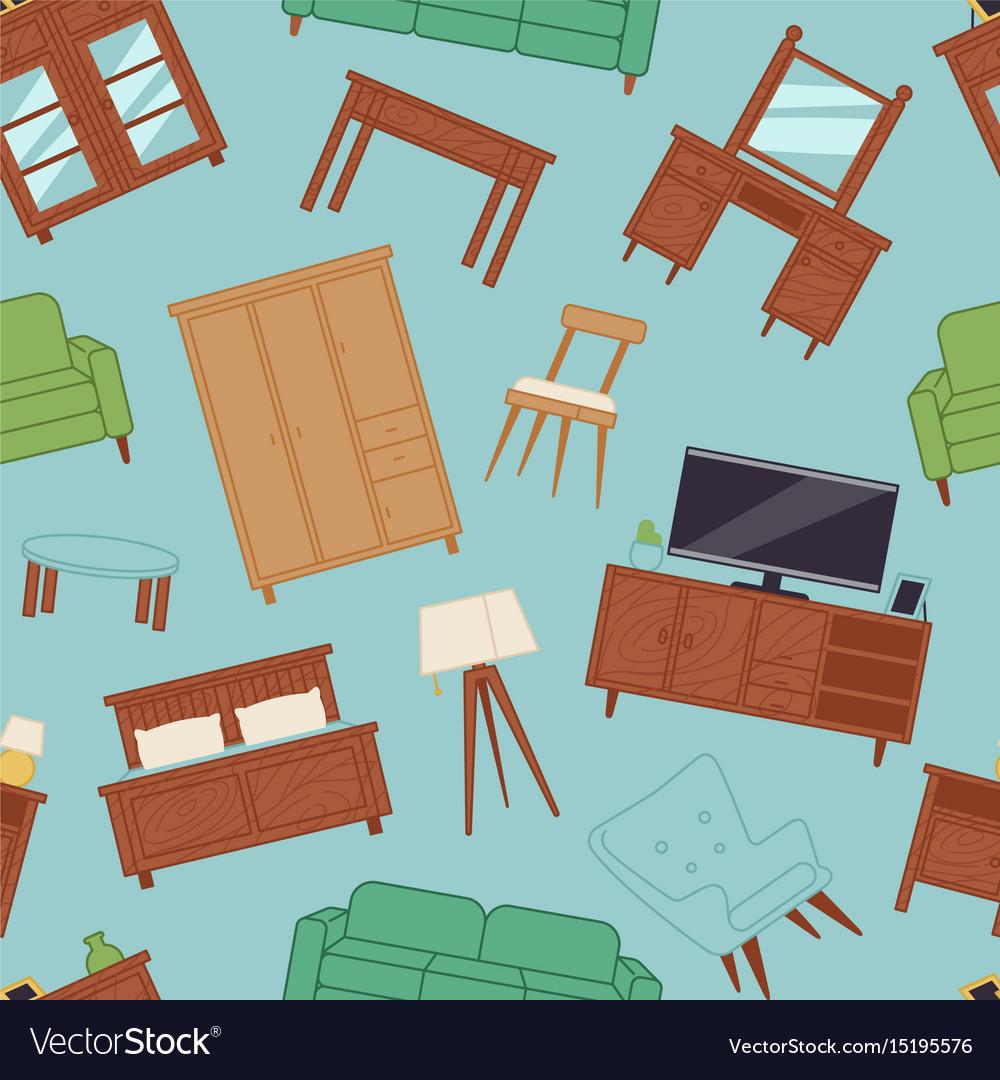 Furniture interior home design modern living room