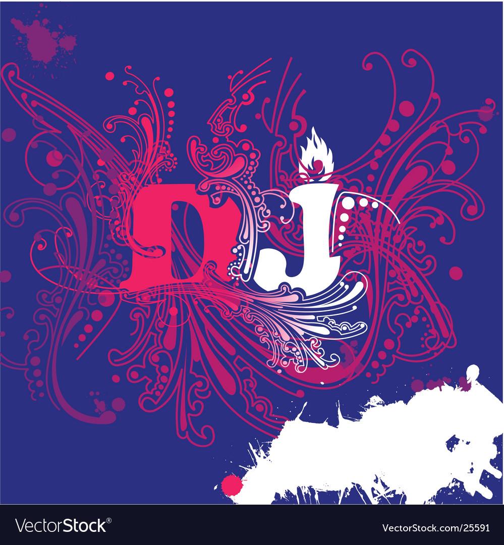 Dj curves background