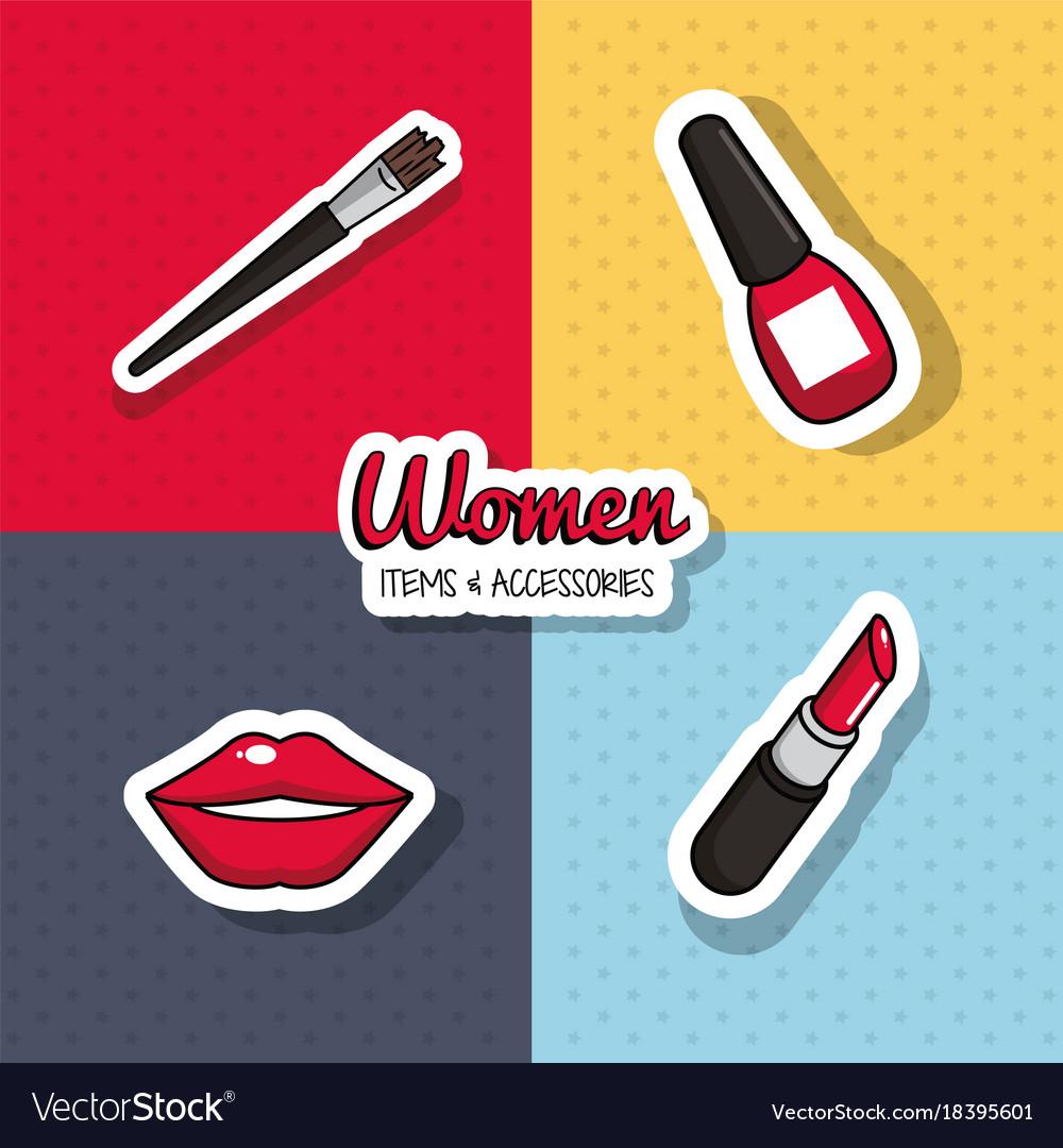 Women fashion accesories