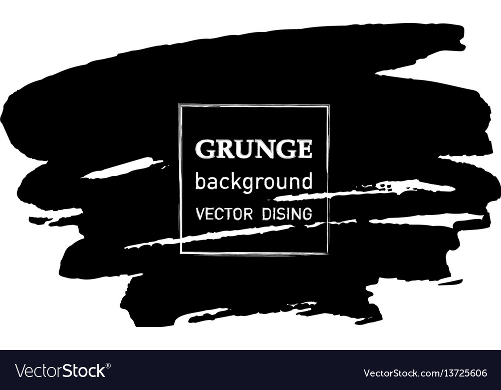 Grunge banner abstract template