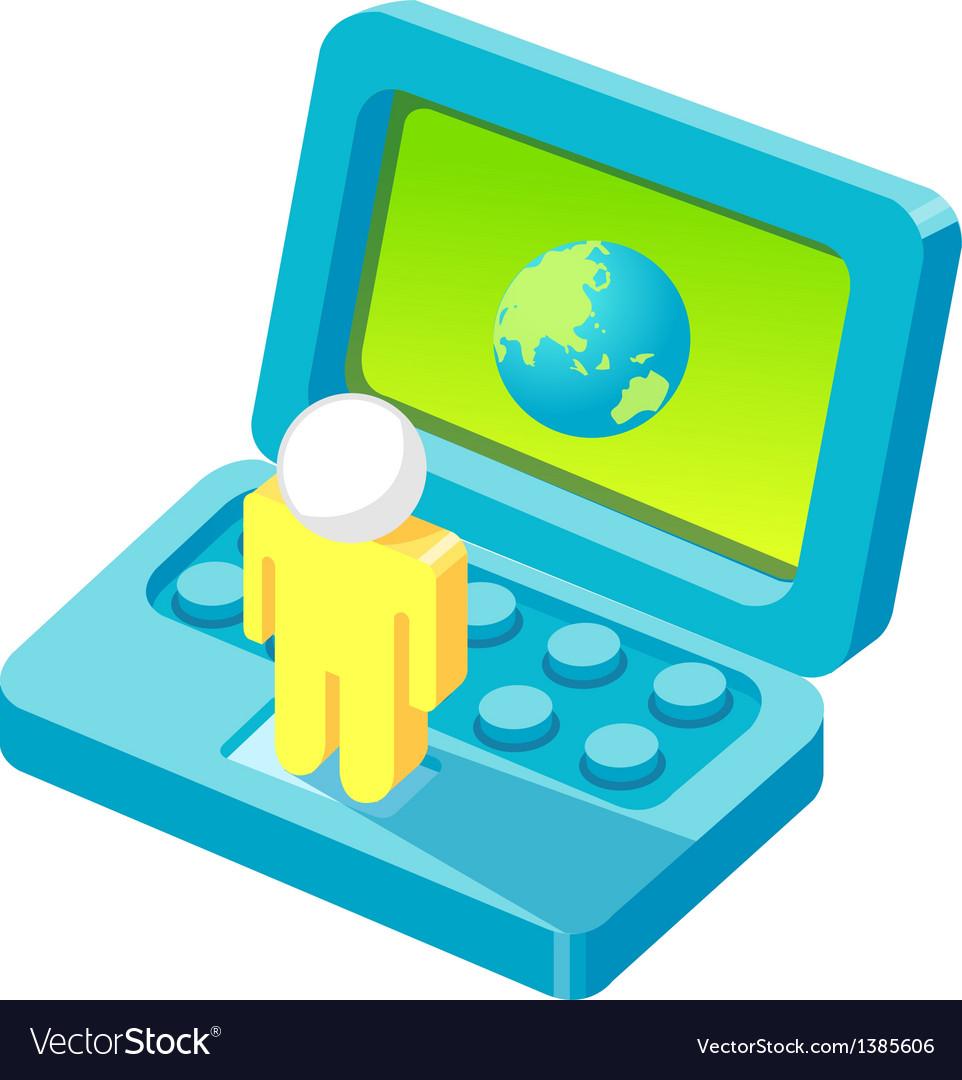 Icon monitor