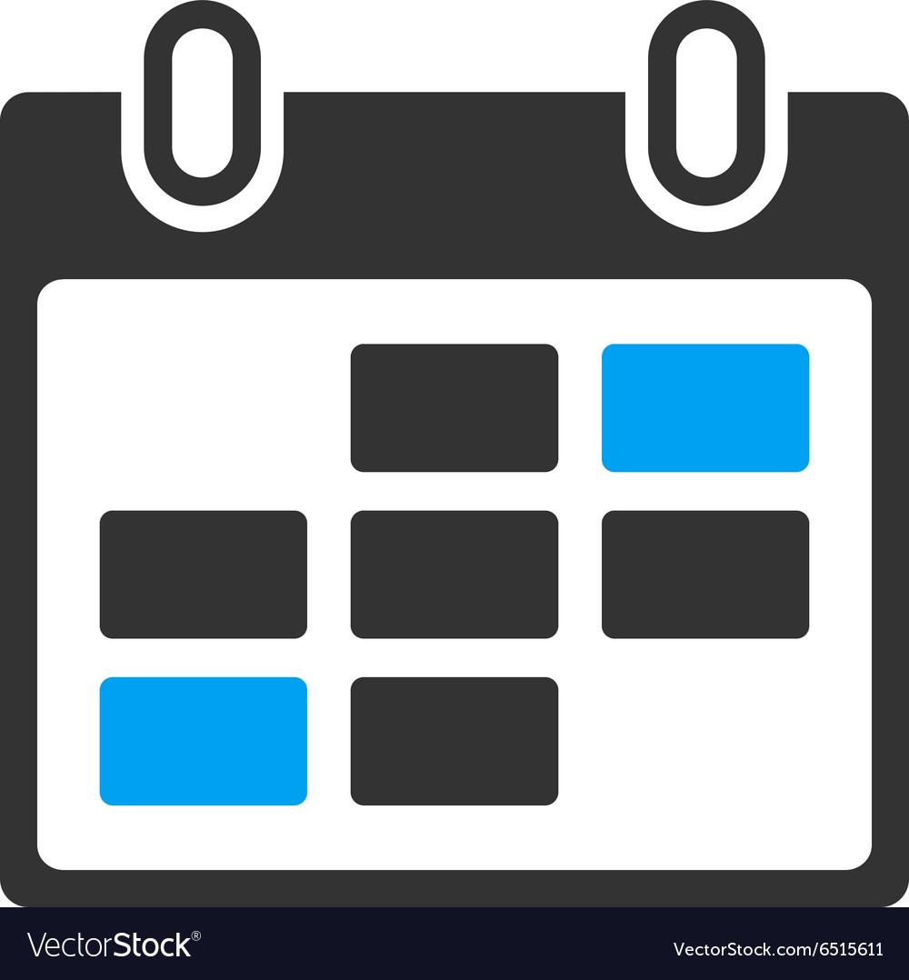 Calendar Days Icon.Calendar Days Icon