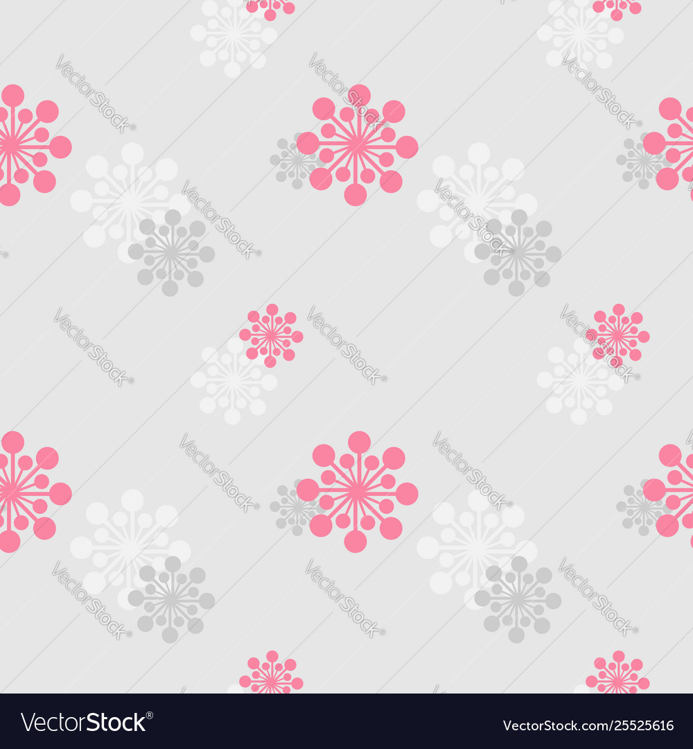 Abstract grey-pink background