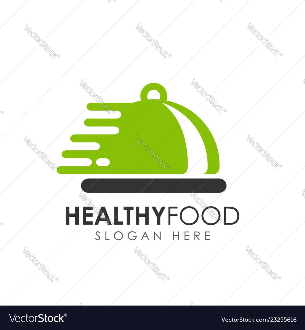 Logo Design Food Delivery Logo