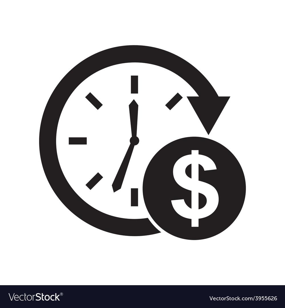 Money Icon Royalty Free Vector Image