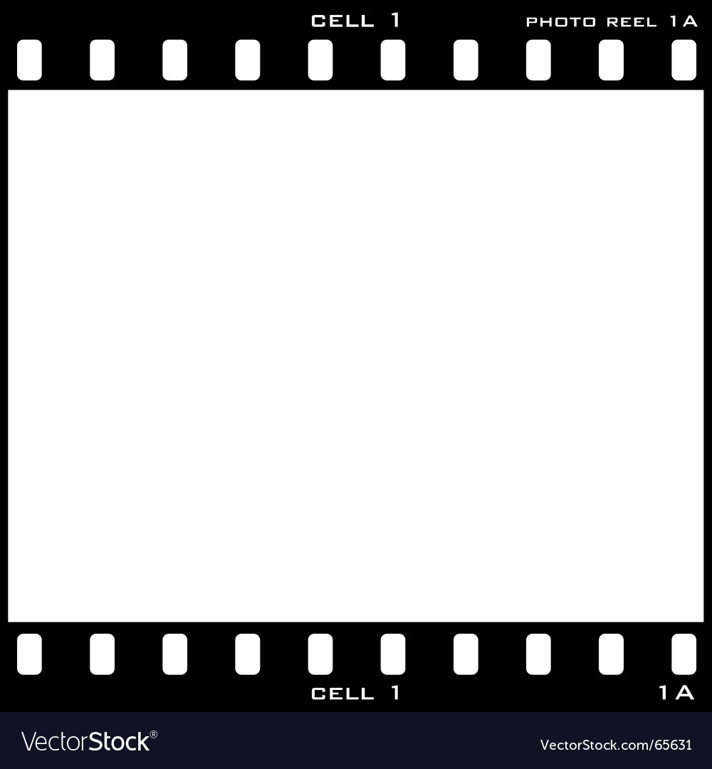 Photo cell vector image