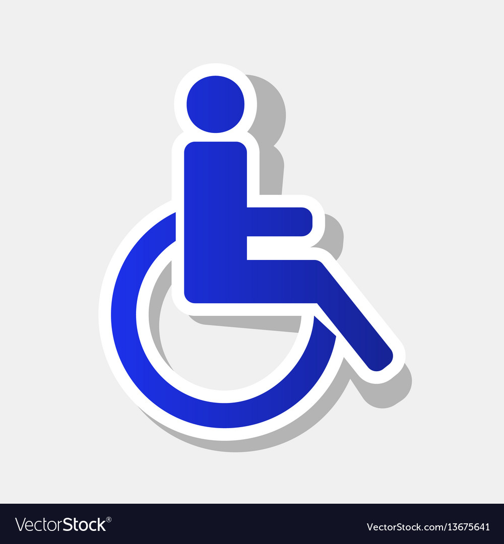 Handicap Parking Only Vector Images 61