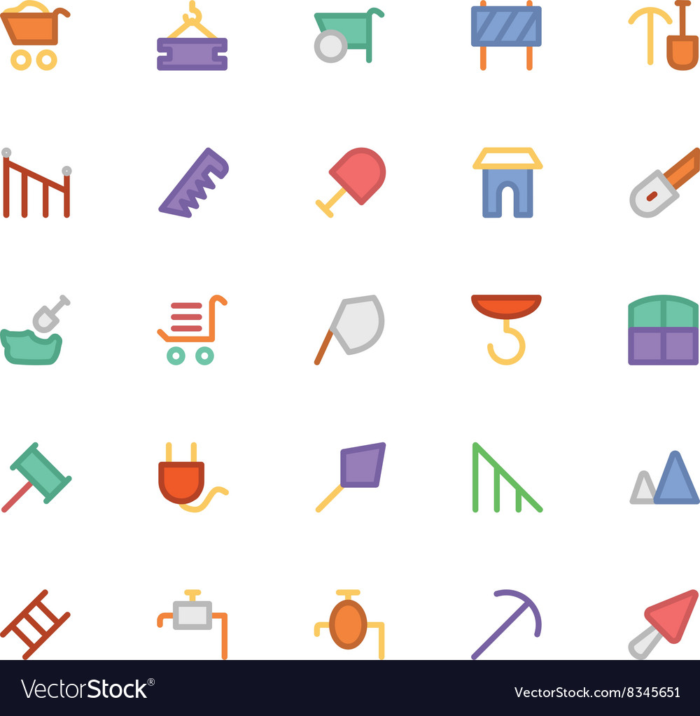 Construction Icons 10