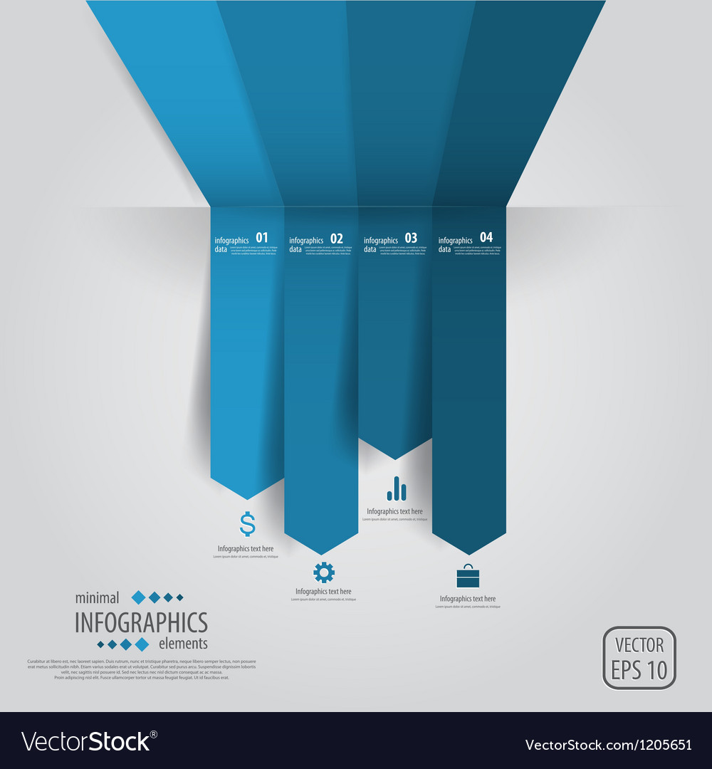 Line infographics