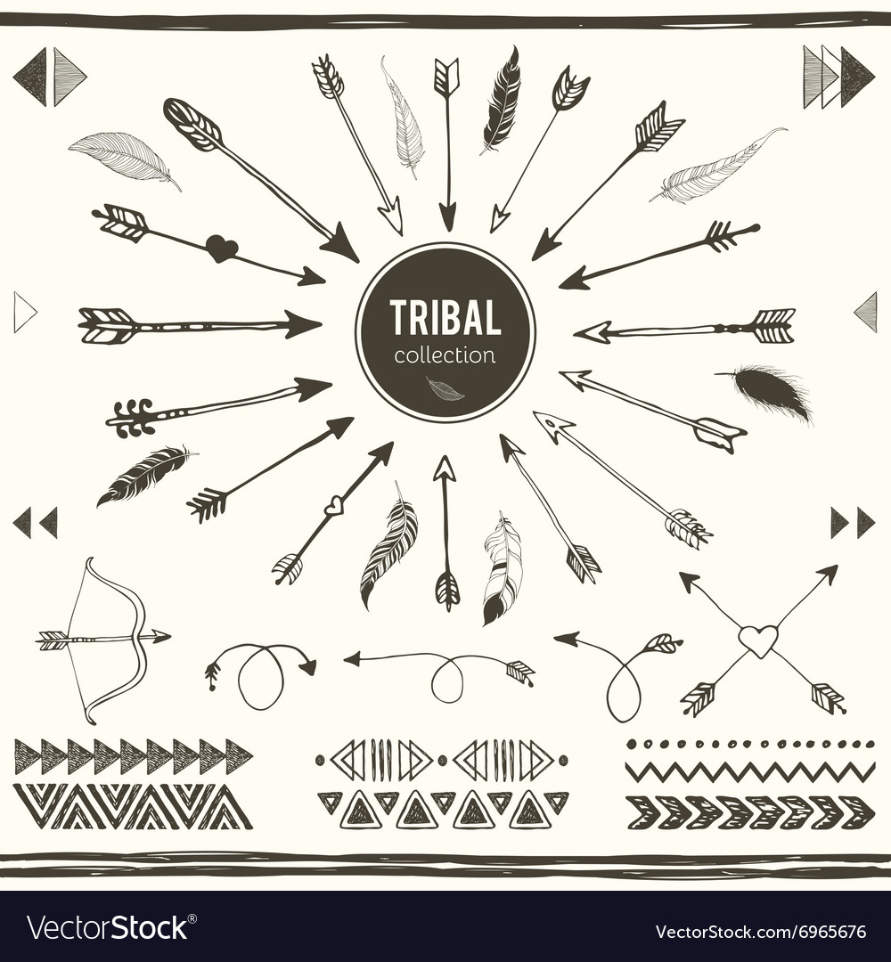 Tribal elements collection