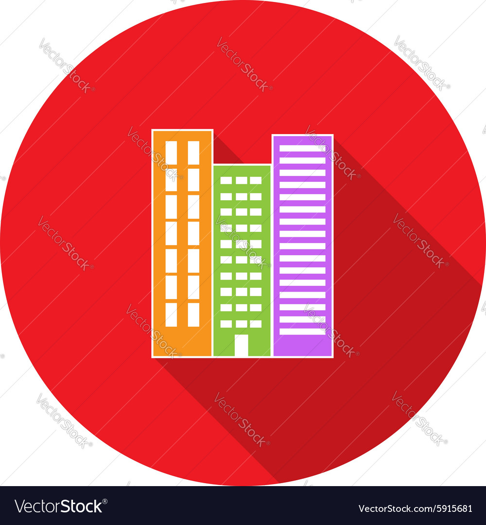 High-rise building residential apartments Property
