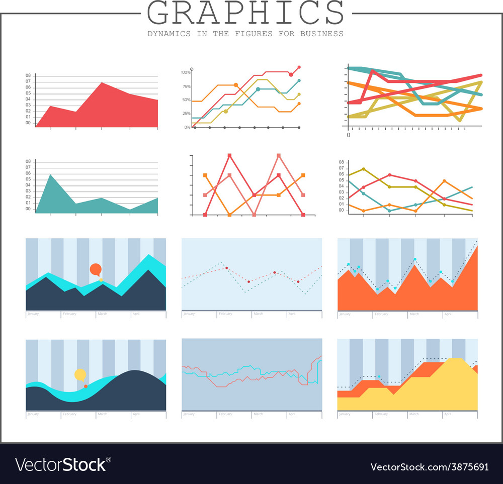 Infographics collection design elements