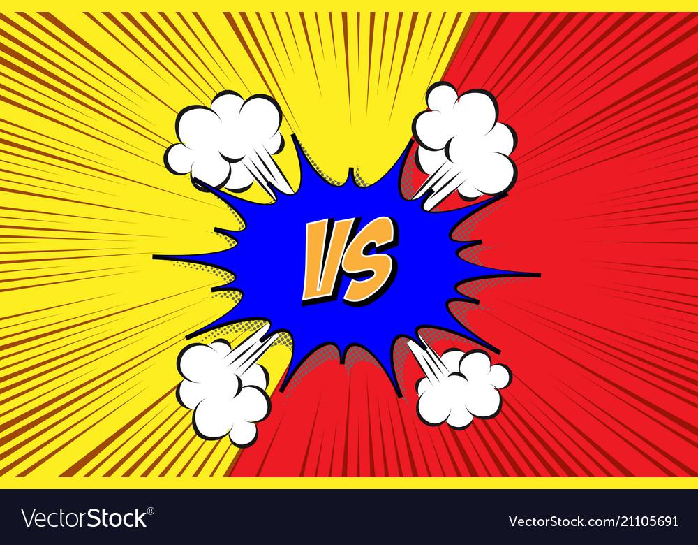Versus vs fight backgrounds