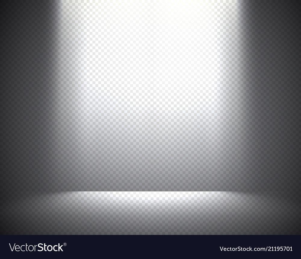 Scene illumination transparent effects