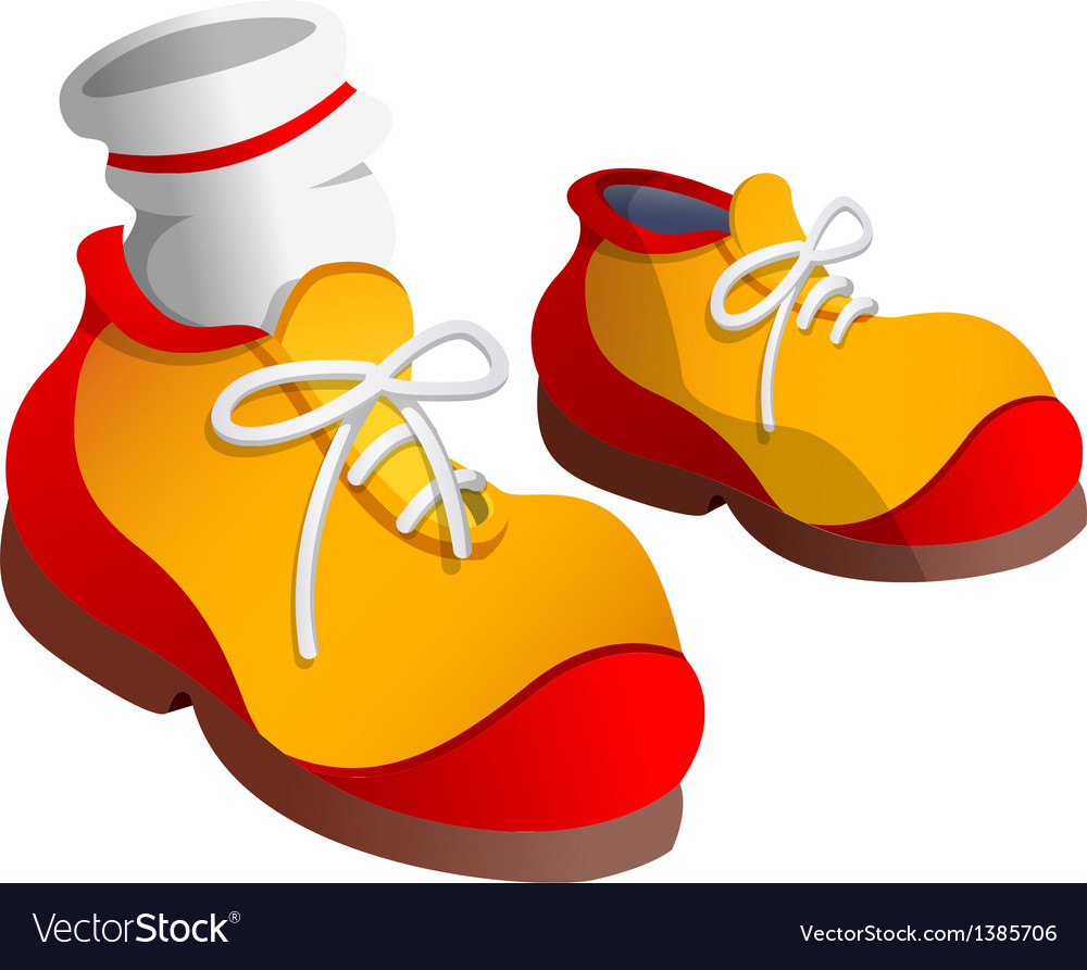 Icon shoes and socks Royalty Free Vector Image
