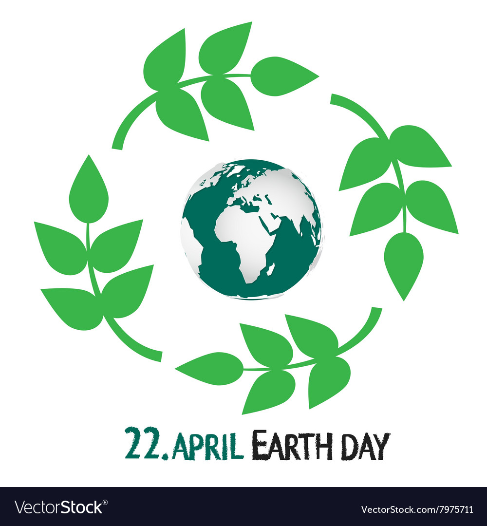 Earth Day - 22 April