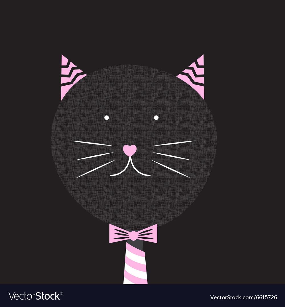 Cute Handdrawn Cat