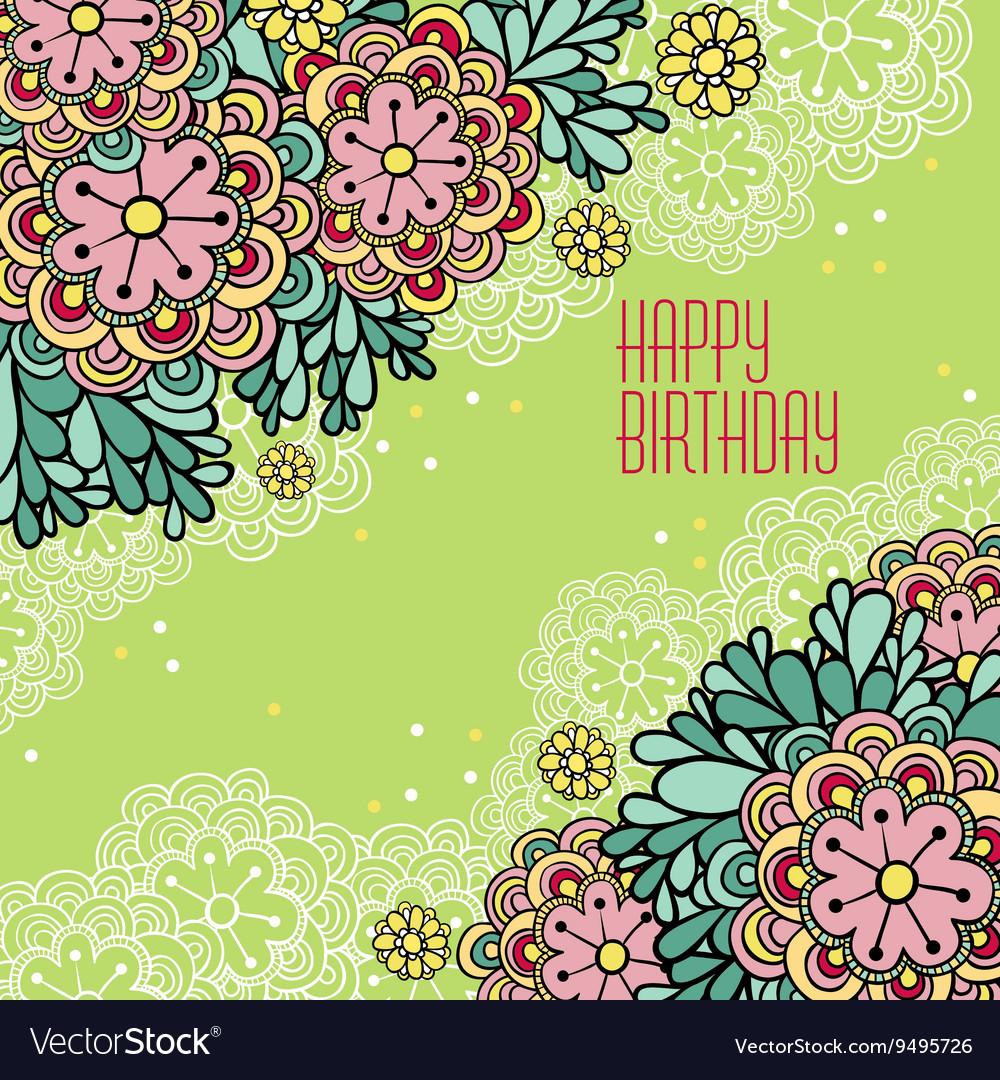 Postcards Birthday