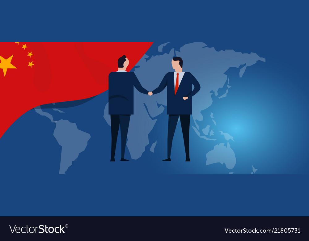 China international partnership diplomacy
