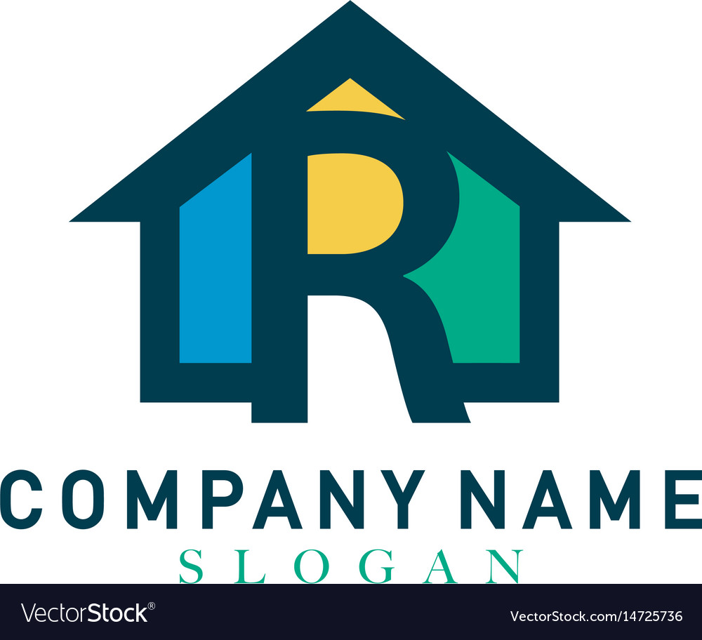 R House Vector Images 51