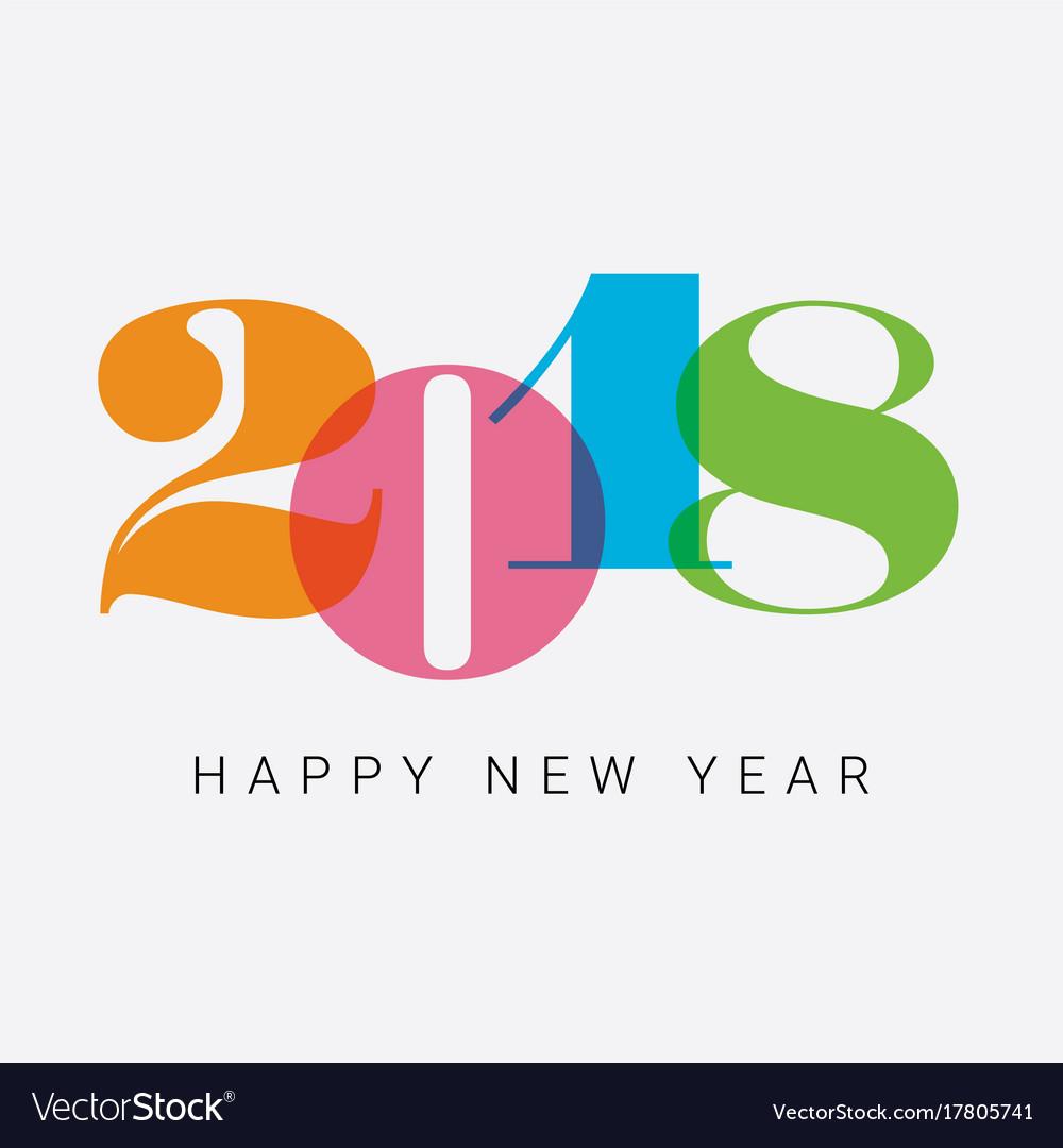 New-year-2018-blue-orange-balloons