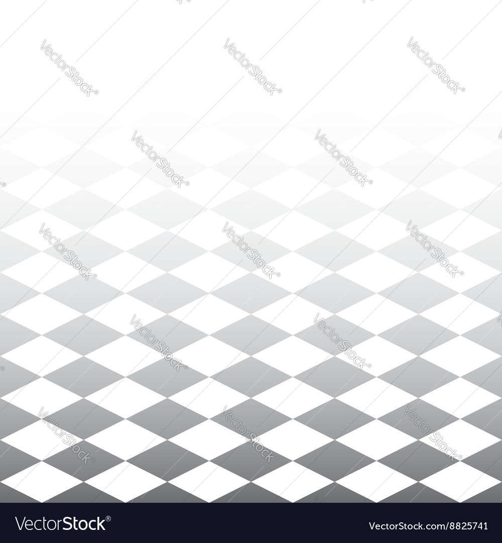 Seamless background made from triangles